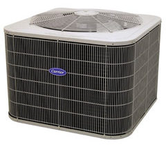 Carrier air source heat pump