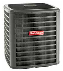 Goodman heat pump DSZC18