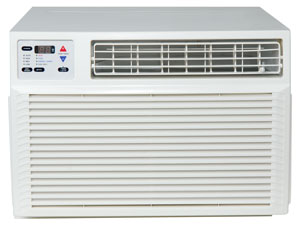 Window heat pump for Window unit with heat