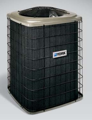 York Latitude heat pump