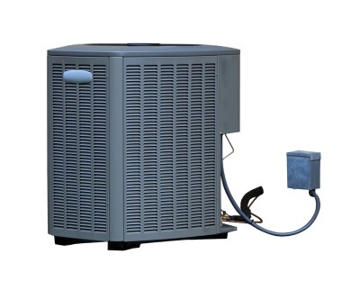 heat pump outdoor unit