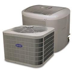 Carrier Performance heat pump