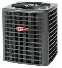 Goodman heat pump GSZ13