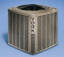 York LX heat pump